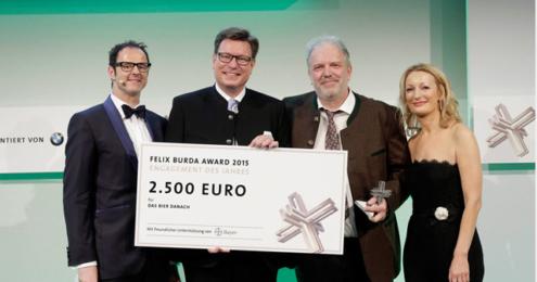 Schneider Weisse Felix Burda Award