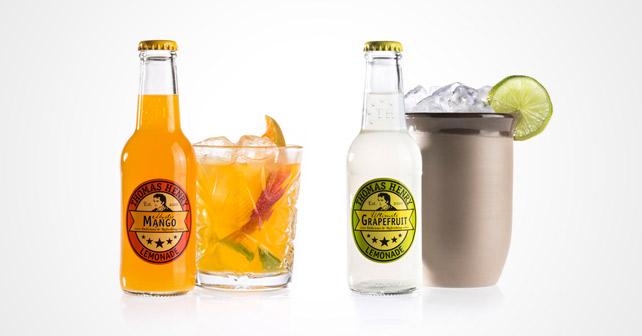 Thomas Henry Limonade Drinks