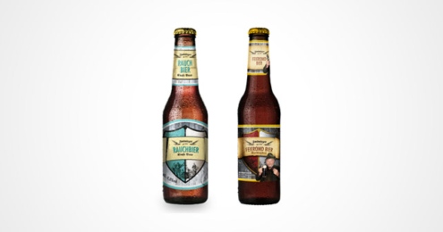 Zwönitzer Rauchbier Feieromd Bier