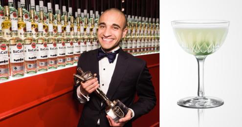 BACARDÍ Legacy Global Cocktail Competition 2015 Frank Dedieu
