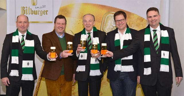 Bitburger Borussia Mönchengladbach Partnerschaft