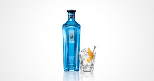 Bombay Sapphire Star of Bombay Drink