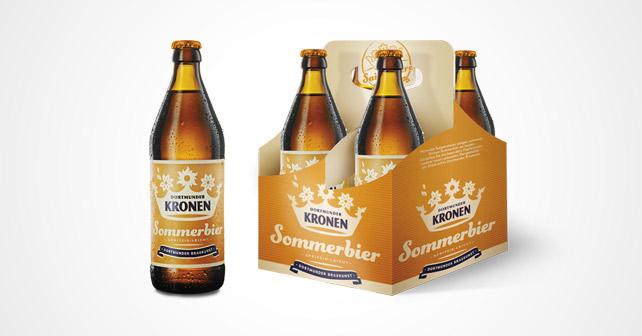 Dortmunder Kronen Sommerbier