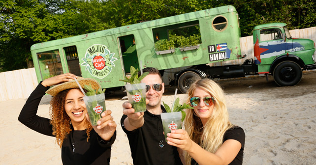 Havana Club Mojito Embassy Tour 2015