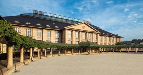 Henkell & Co. Unternehmen Gebäude