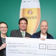 Holsten Vereins-Ehrenamtspreis 2015