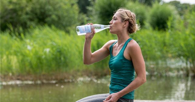 IDM Mineralwasser Richtig Trinken