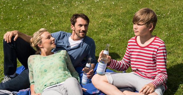 IDM Mineralwasser Sommer