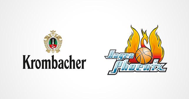 Krombacher Phoenix Hagen Logos