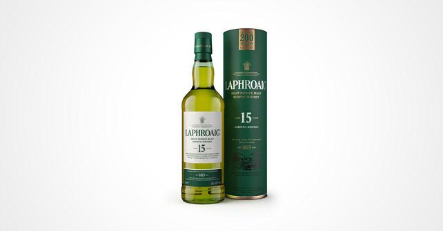 Laphroaig - Jubiläum mit limitierter Sonderedition - Spirituose - Whisky | about