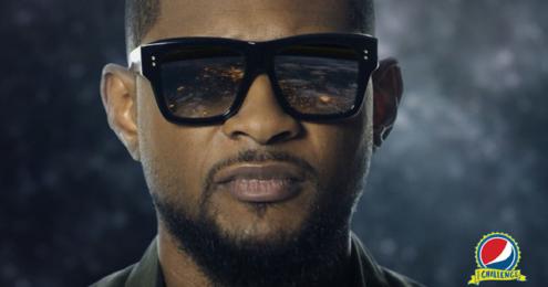 Pepsi Usher Kurzfilm