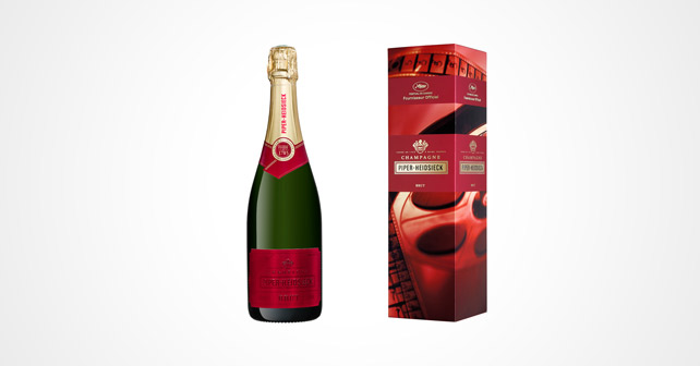 Piper-Heidsieck Sonderedition Filmfestspiele Cannes