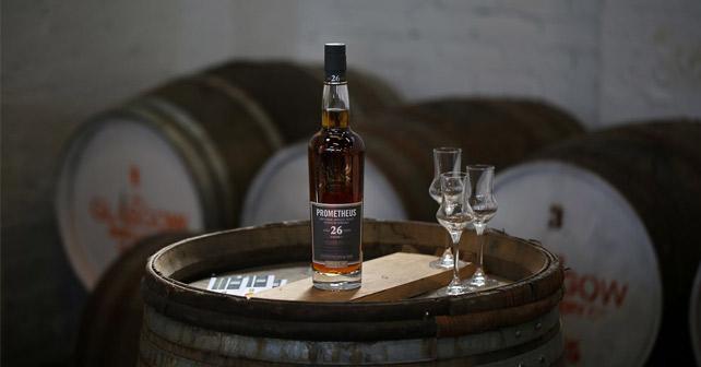 Prometheus 26yo Single Malt Whisky - Ab Mai in Handel - Spirituose - Whisky | about