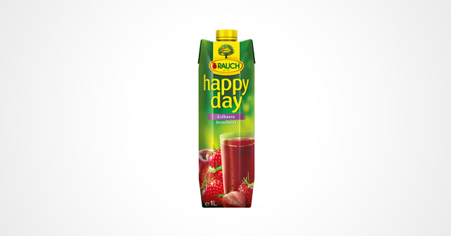 RAUCH Happy Day Erdbeere
