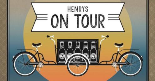 Thomas Henry Bar-Bike Tour