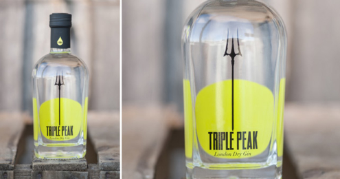 Triple Peak London Dry Gin