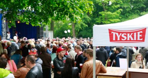 Tyskie Sommerfest Dortmund 2015