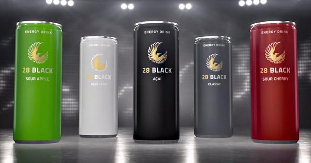 Neuer TV-Spot: Energy Drink 28 BLACK tanzt | about-drinks.com