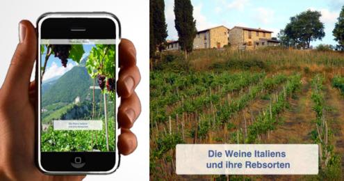 App Weinlexikon Italien