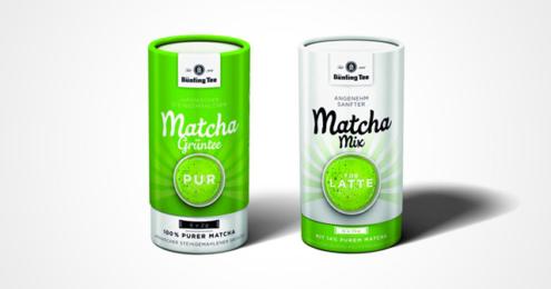 Bünting Matcha Tee to go