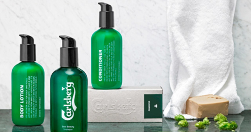 Carlsberg Beauty-Linie