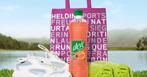 DEIT CRAFT Women's Run 2015