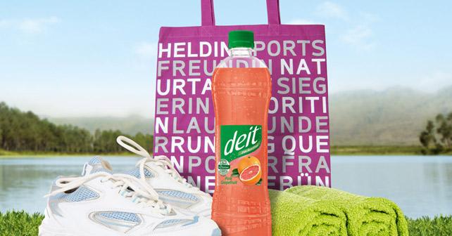 DEIT CRAFT Women's Run 2015