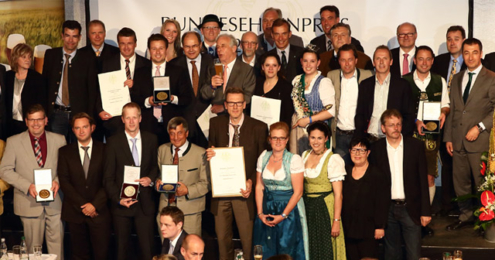 DLG Brauereien Bundesehrenpreis 2015