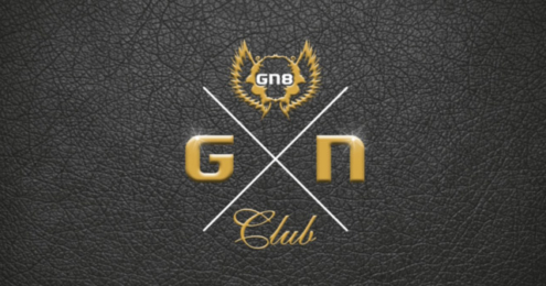 GOLDEN NIGHT CLUB Logo
