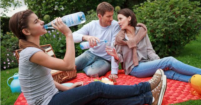 IDM Expertentipps Sommer Trinken