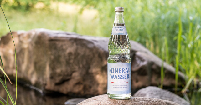 IDM Natürliches Mineralwasser