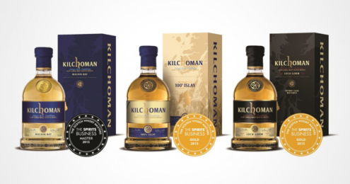 Kilchoman Distillery Produkte