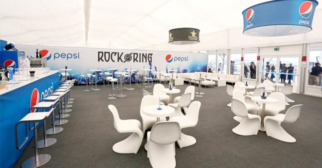 PepsiCo VIP-Event Rock am Ring