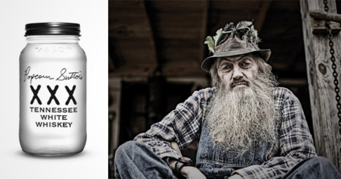 Popcorn Sutton's Whiskey