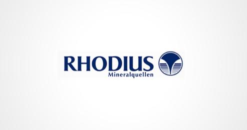 RHODIUS Mineralquellen Logo