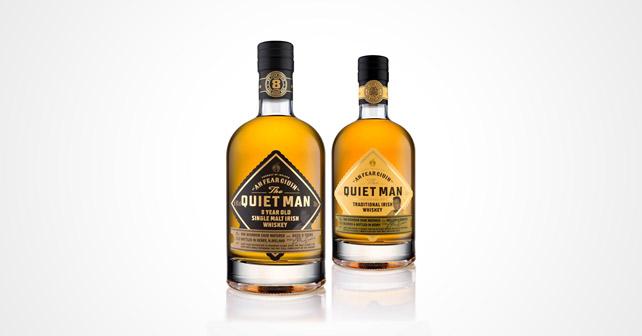 The Quiet Man Whiskey