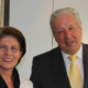 Veltins Dr. Renate Sommer und Michael Huber
