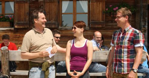 Verband der Diplom Biersommeliers Treffen Südtirol