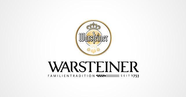 Warsteiner Logo neu