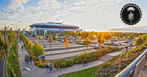 afri SAP Arena