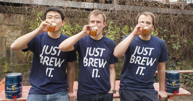 Braufässchen Just Brew It