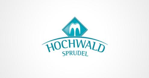 Hochwald-Sprudel Logo