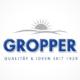 Molkerei Gropper Logo