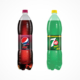 Pepsi MAX Cherry & 7Up Mojito