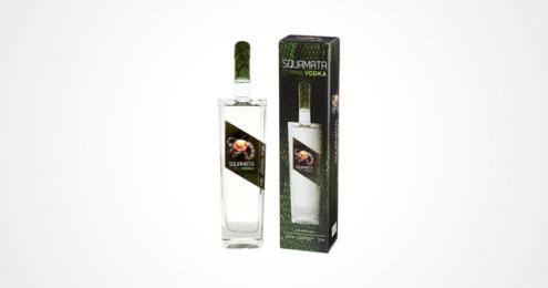 Squamata Apfel Vodka