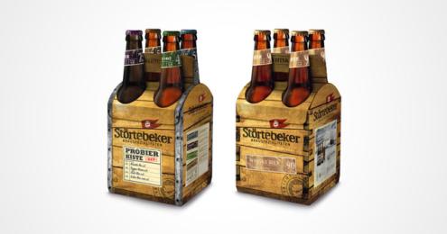 Störtebeker Probierkiste Whisy-Bier