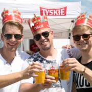 Tyskie-Sommerfest Wiesbaden 2015