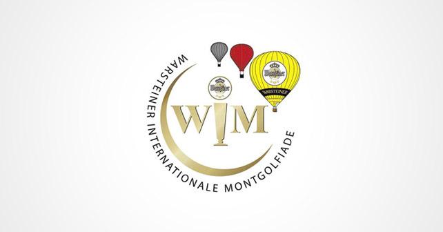 Warsteiner Internationale Montgolfiade Logo
