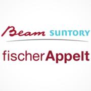 Beam Suntory fischerAppelt Logos