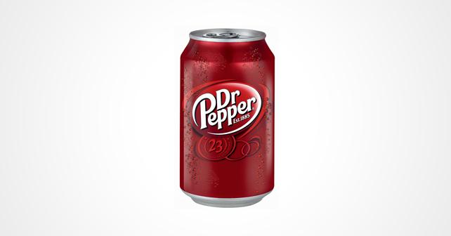 Dr Pepper Rum Drink